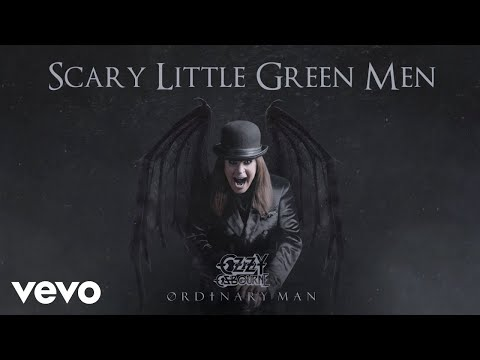 Ozzy Osbourne - Scary Little Green Men (Audio)