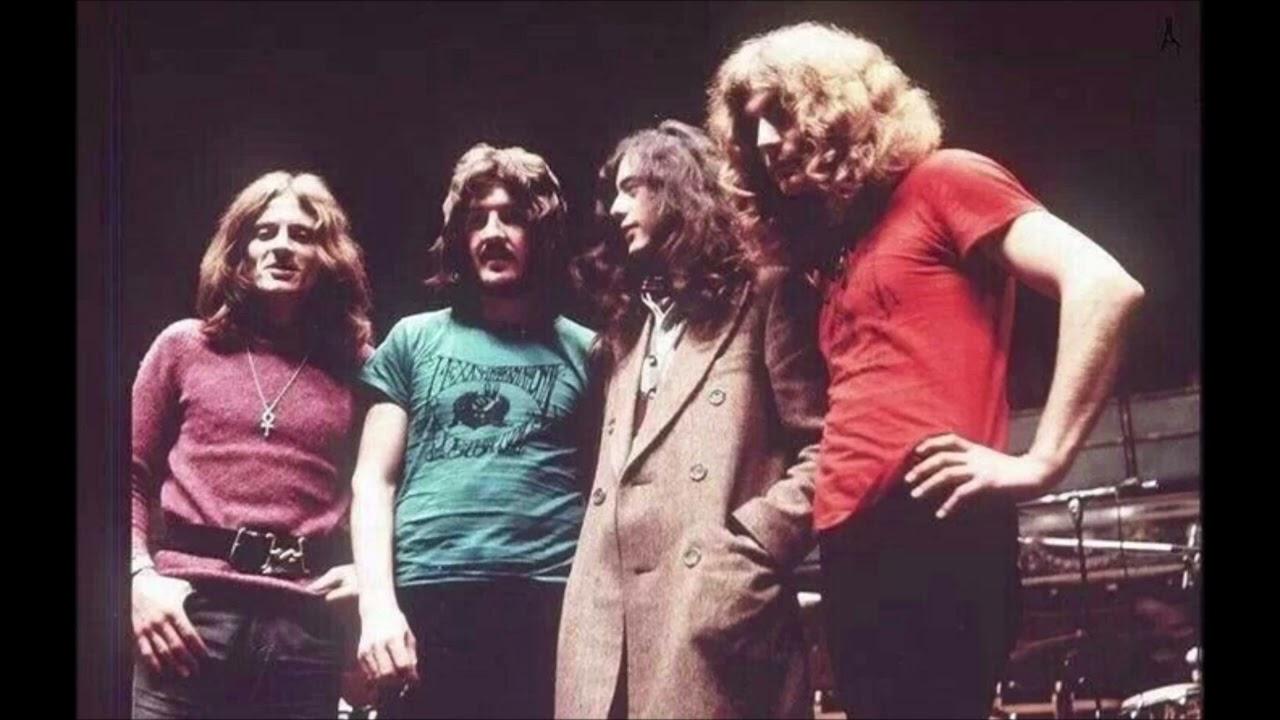 Led Zeppelin - Live in Bristol, UK (Jan. 8th, 1970)