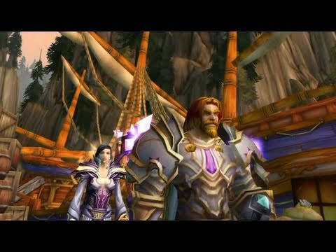 BlizzCon 2007: Wrath of the Lich King Reveal