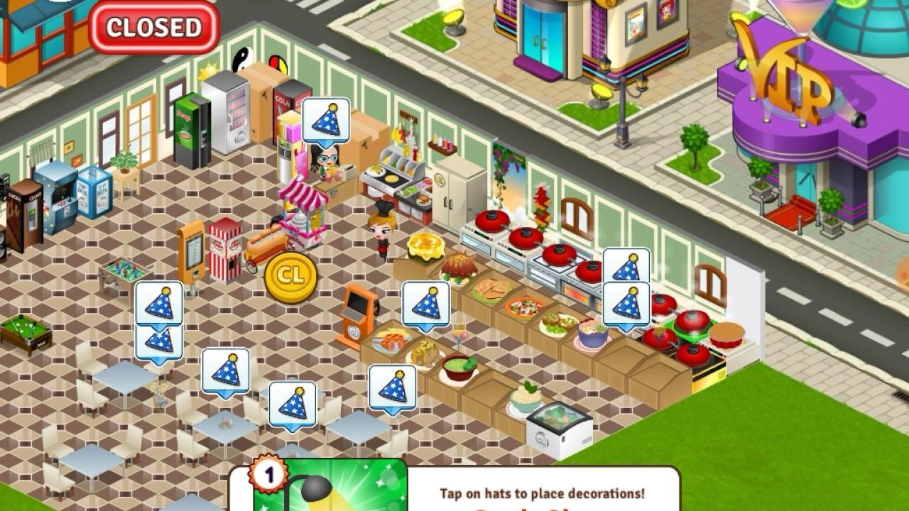 Cafeland app