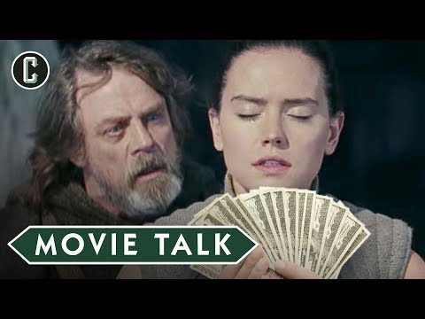 Star Wars: The Last Jedi Tracking At $200 Million Dollar Opening - Movie Talk