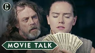 Star Wars: The Last Jedi Tracking At $200 Million Dollar Opening - Movie Talk