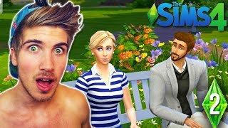"MY HOT DATE! ""THE SIMS 4"" - Ep.2"