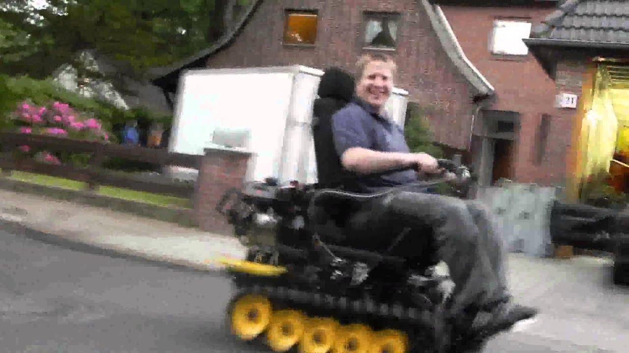 Offroad Rollstuhl; Rollstuhl 4x4; Wheelchair All Terrain ...