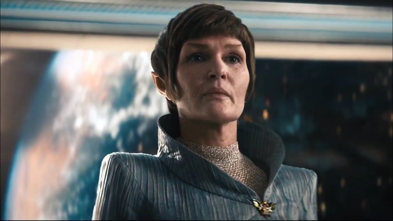 Download Discovery Jumps to Ni'Var (Vulcan) - Star Trek Discovery S3E7