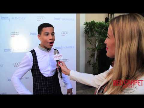 Marcus Scribner #blackish at the 8th Annual Television Academy ...