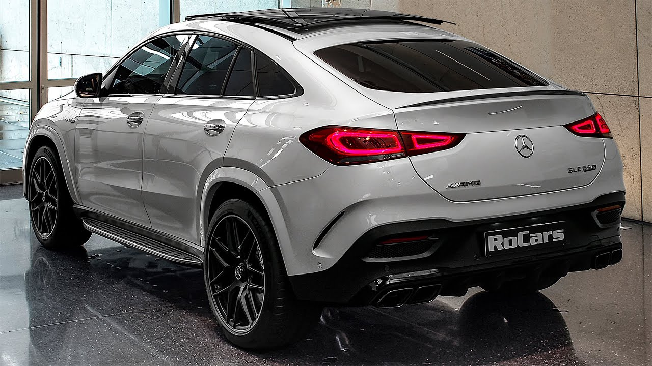 2021 Mercedes-AMG GLE 63 S Coupe - Sound, Interior and Exterior in detail