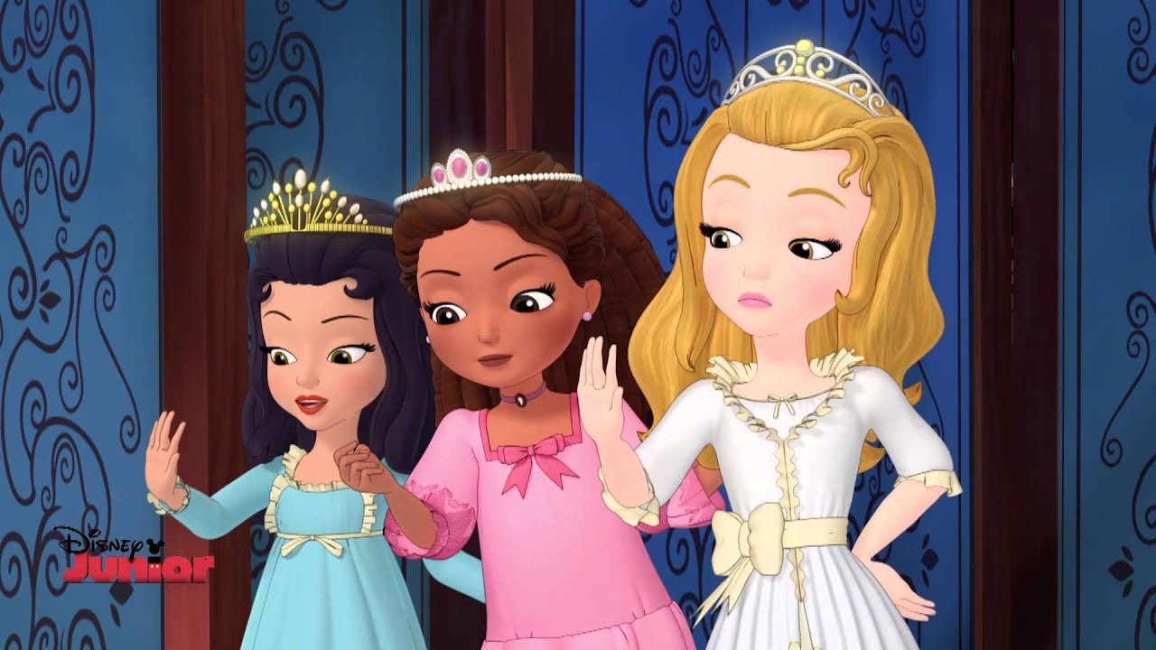 Barbie 3d Live Wallpaper Sofia The First Slumber Party Youtube