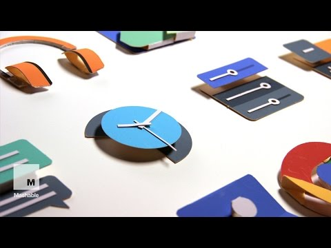 Google's Material Design: An In-Depth Look | Mashable
