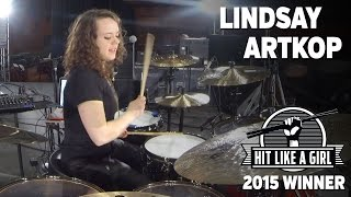 "2015 Hit Like A Girl Champion: Lindsay Artkop - ""Computer Cake"" (PASIC 2015)"