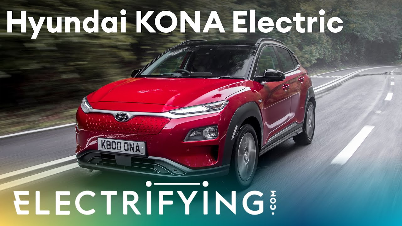 Hyundai Kona Electric SUV 2020: In-depth studio review with Nicki Shields & Tom Ford / Electrifying