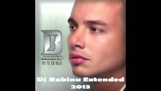 J Balvin - Yo Te Lo Dije (Dj Rabinu Extended) 2013