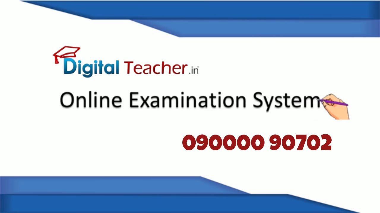 Online Examination System | Code and Pixels