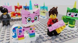 Lego NINJAGO Brick Building Unikitty ❤ ❤ ❤