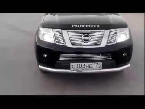 Обвес на Nissan Pathfinder