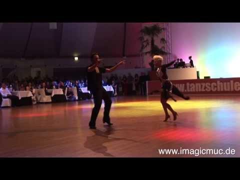 Jive - Michael Malitowski & Joanna Leunis - Euro Dance Festival 2014