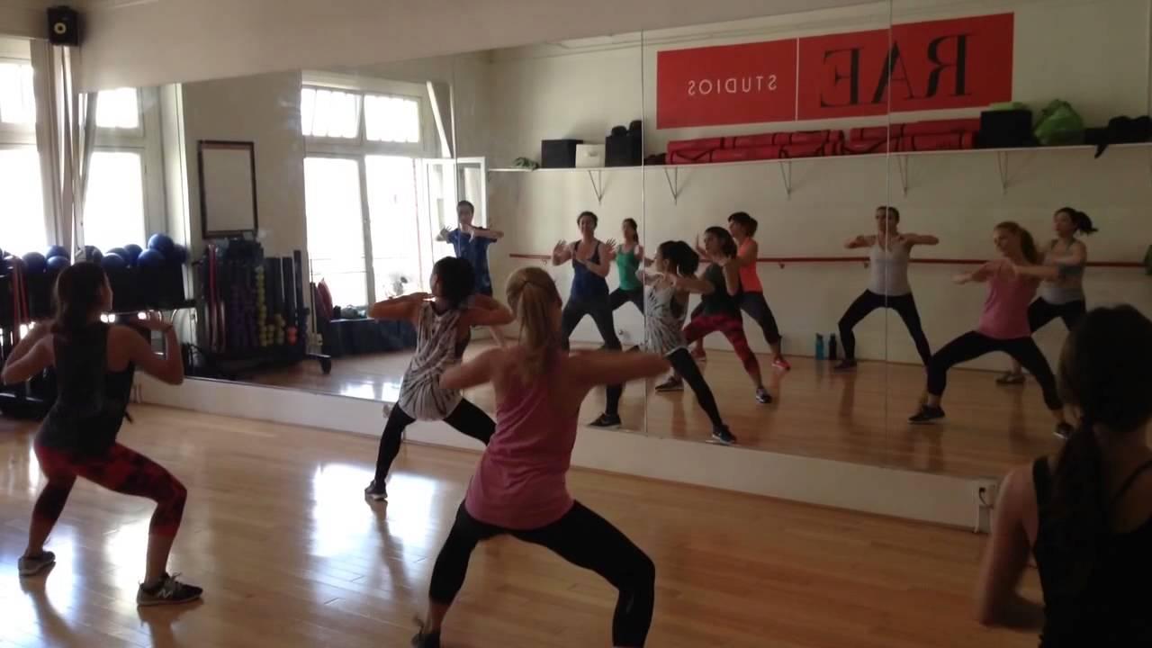 RAE Studios | Cardio Dance with Allie G