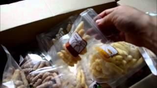 유기농 아기과자 라이스맘 희재꼬