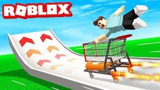 SHOPPING CART TURBO IN ROBLOX