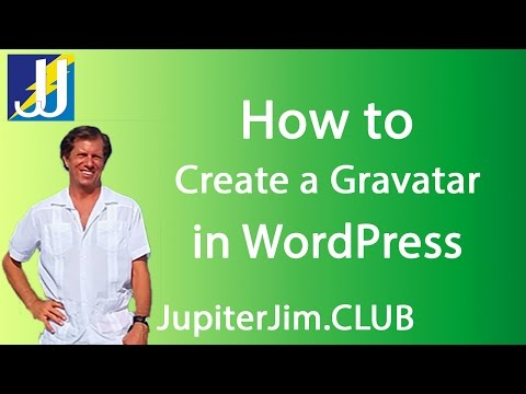 How to Create a Gravatar in WordPress