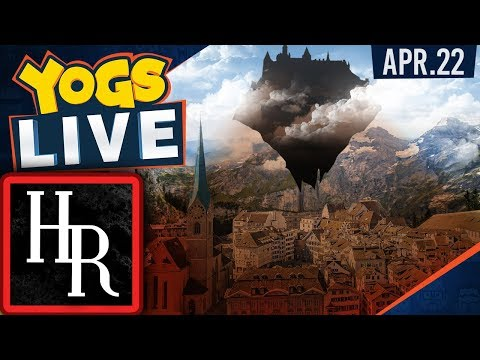 High Rollers D&D: Episode: 80 - Broken Skies & Shattered Dreams - 22nd April 2018