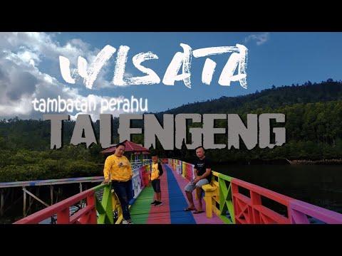 Download WISATA TAMBATAN PERAHU KAMPUNG TALENGENG SANGIHE