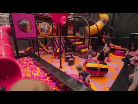 Latitude Adelaide - Bounce. Climb. Fly.