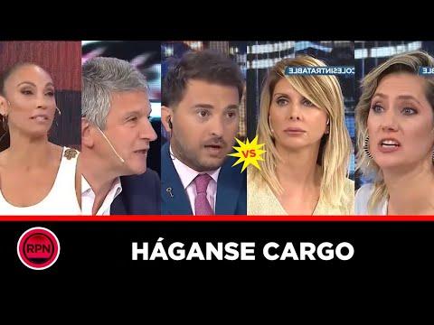 Branca, Ernestina y Gustavo López le cantaron las 40 a los macristas Intratables por la inflación