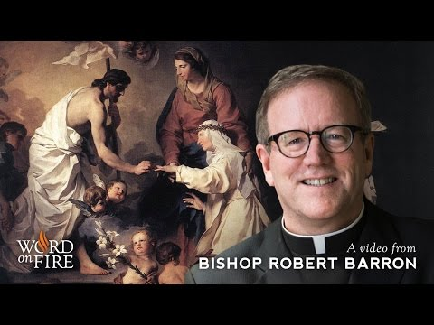 "Bishop Barron on Having a ""Personal Relationship"" with Jesus"