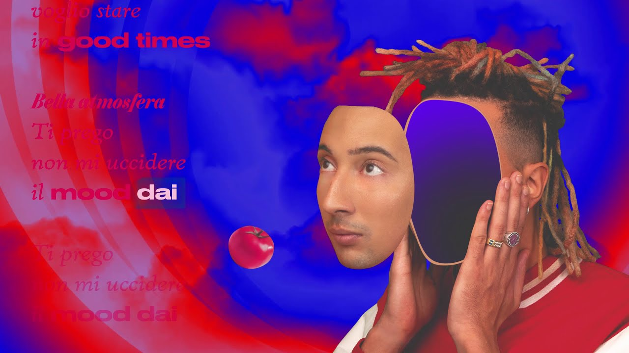 Download Ghali - Good Times (Lyrics Video)