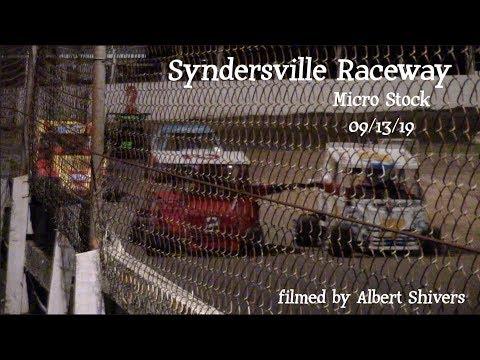 Snydersville Raceway - Microstock (09/13/19)