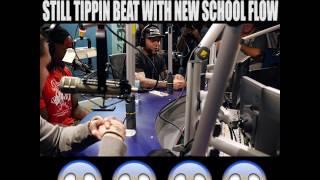RAPPER SPIRO DESTROYS CLASSIC STILL TIPPIN BEAT WITH NEW SCHOOL FLOW