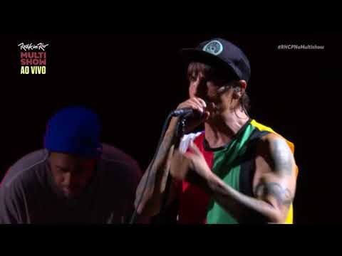 Red Hot Chili Peppers Rock in Rio 2017