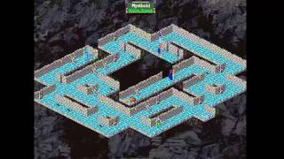Shandalar Speed Run (Microprose Manalink Magic the Gathering)
