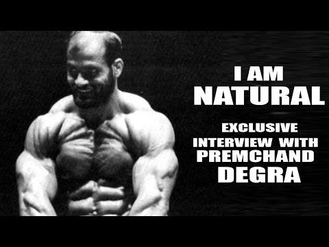 I am natural- says Premchand Degra