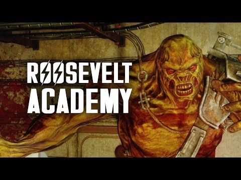 The Mutant Infestation at Roosevelt Academy - Fallout 3 Lore