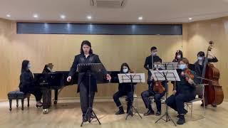 Zhong Liu Ensemble Recital