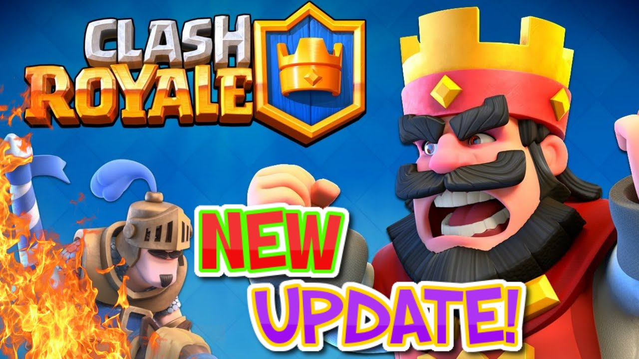 Clash Royale - New Clash Royale Update Info! New Legendary Card ...