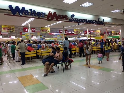 Waltermart Supermarket Makati Chino Roces Avenue Extension by HourPhilippines.com