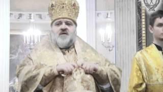 видео: Перенесение мощей Александра Невского