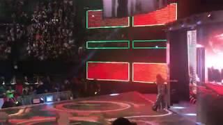 WWE Summerslam 2018 Charlotte Flair vs Becky Lynch vs Carmella Match!!