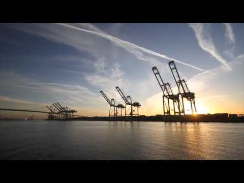 Port of Los Angeles Overview Trailer