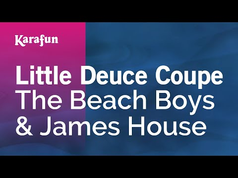 Karaoke Little Deuce Coupe - The Beach Boys *