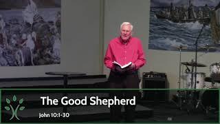 The Good Shepherd (Sermon 2/14/21)