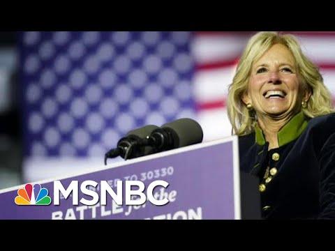 Mika Brzezinski: Dr. Biden Never Gave Up On Her Career And Dreams   Morning Joe   MSNBC