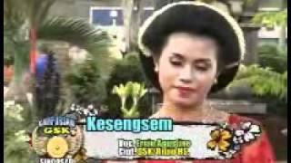 KESENGSEM - ERNIE AGUSTINE (GSK)