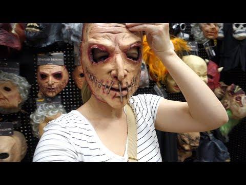 Halloween Costume Shopping!   Animatronics 2017