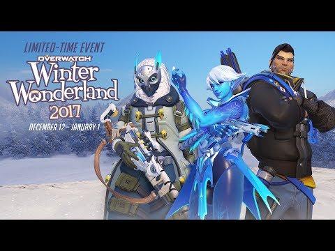 Evento de temporada de Overwatch   Paraíso Congelado 2017