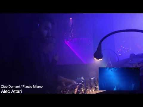 Alec Attari @ JukeBoxHero - Plastic Milano