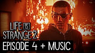 Life is Strange 2 Episode 4 Gameplay With Music (Life is Strange 2 Episode 4 No Commentary w/Music)